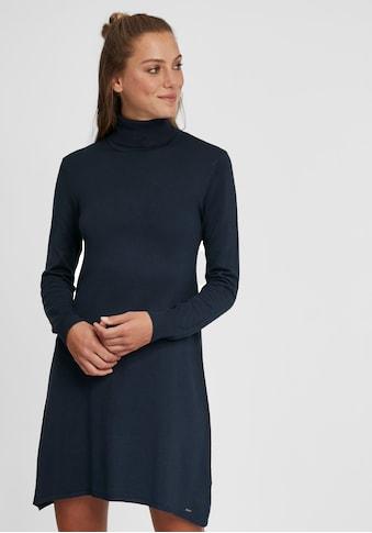 OXMO Strickkleid »Winala«, Strickkleid mit Rollkragen kaufen