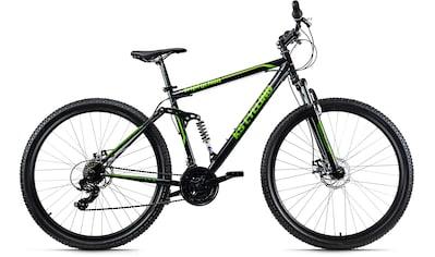 KS Cycling Mountainbike »Triptychon«, 21 Gang Shimano Tourney Schaltwerk, Kettenschaltung kaufen