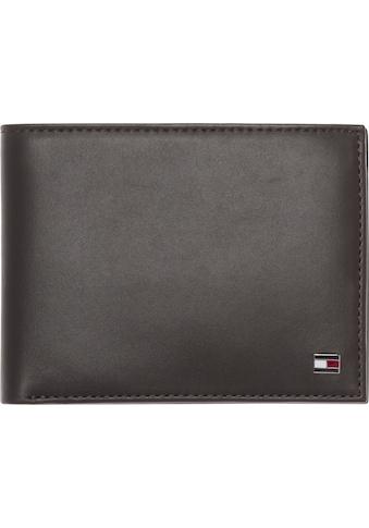 TOMMY HILFIGER Geldbörse »ETON CC AND COIN POCKET«, aus hochwertigem Leder kaufen