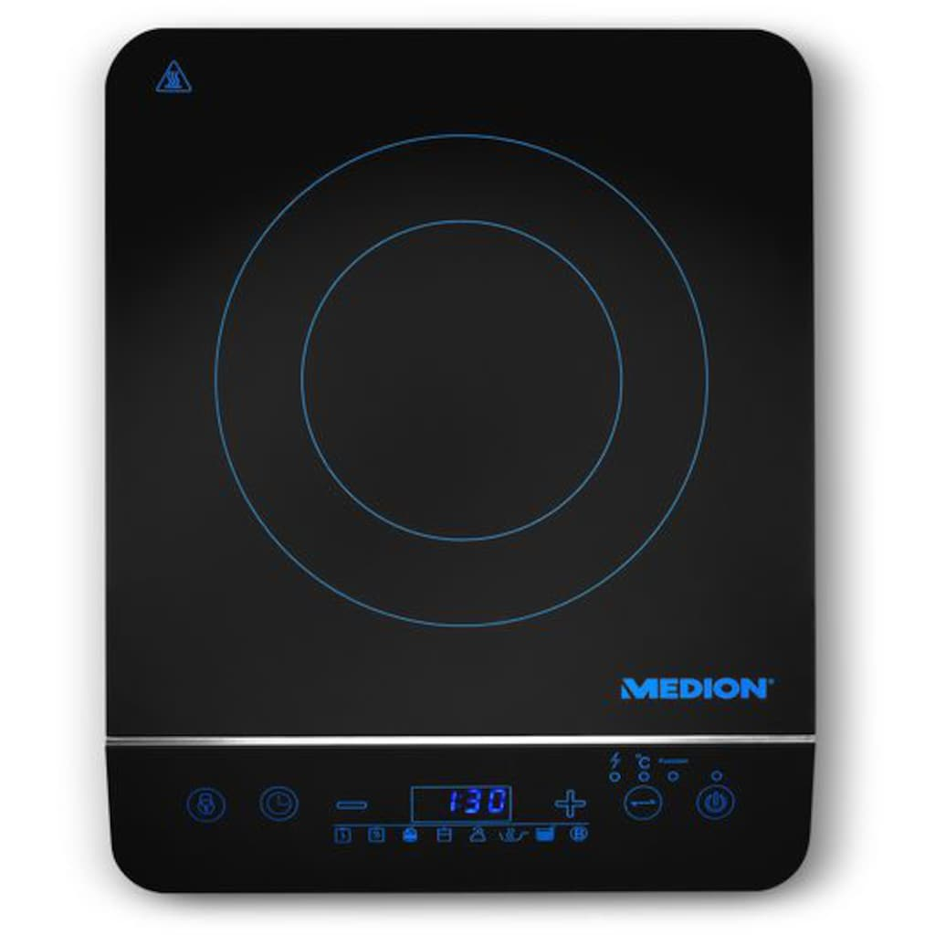 Medion® Einzel-Induktionskochplatte »MD 17595«