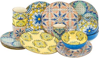 CreaTable Kombiservice »Aladin«, (Set, 16 tlg.), orientalische Motive kaufen