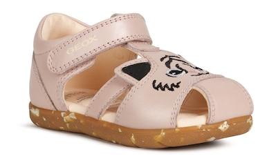 Geox Kids Lauflernschuh »B Sandal Alul Girl« kaufen