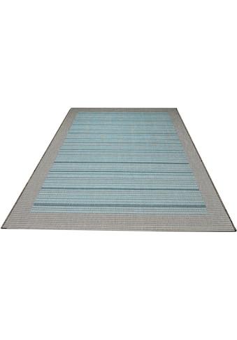 andas Teppich »Sander«, rechteckig, 4 mm Höhe, In-und Outdoor geeignet, Wohnzimmer kaufen