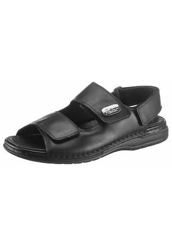Rieker Sandale, mit 3 verstellbaren Klettverschlüssen kaufen