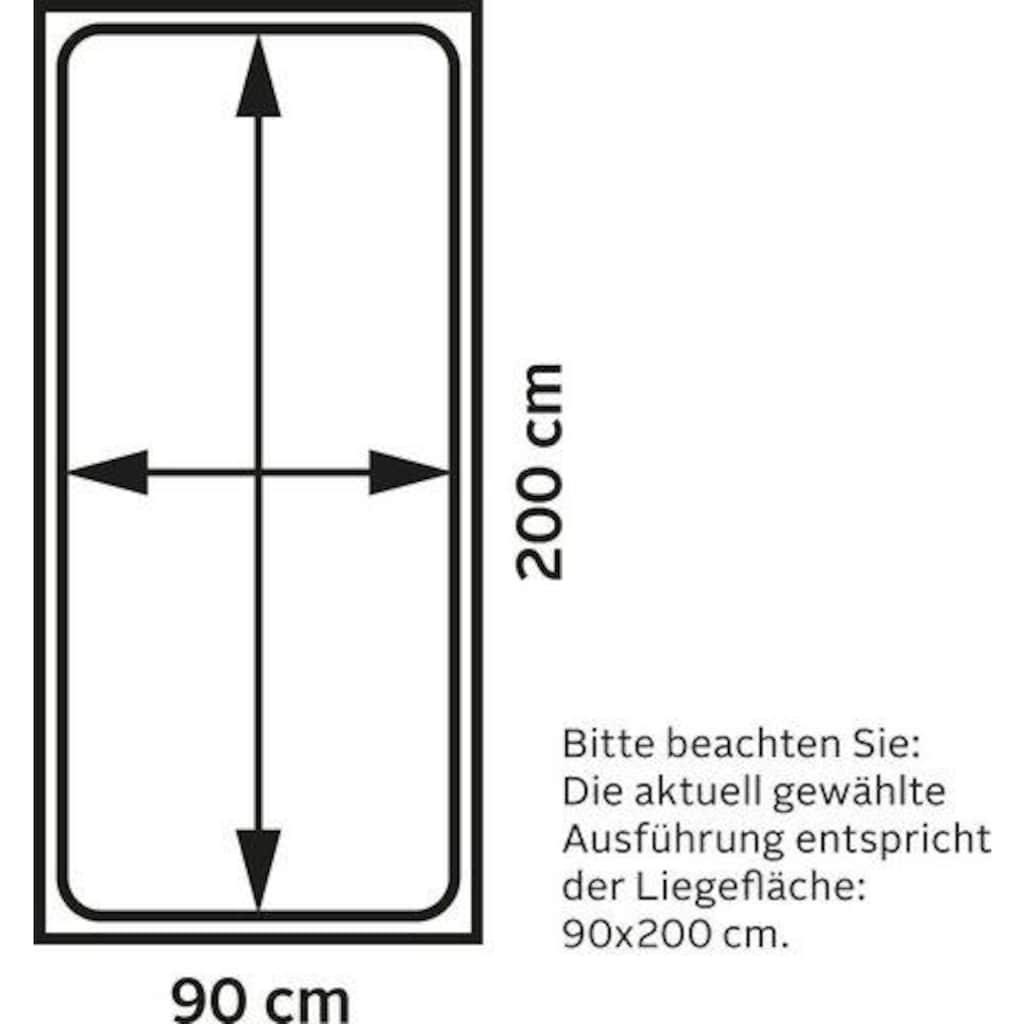 Westfalia Schlafkomfort Boxbett, mit Motor