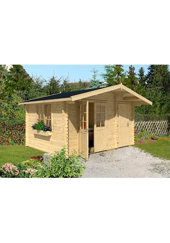 Nordic Holz Gartenhaus »Borkum 5« kaufen