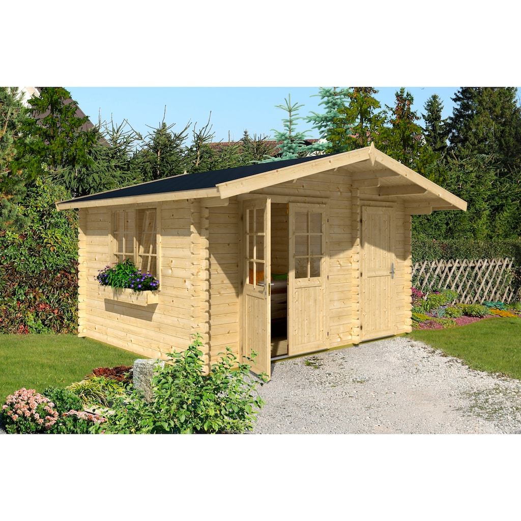 Nordic Holz Gartenhaus »Borkum 5«