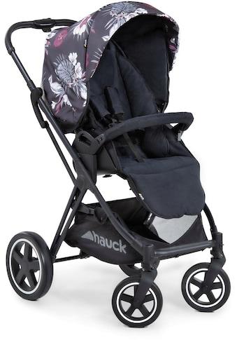 Hauck Kinder-Buggy »iPro Mars, Wild Blooms Black«, mit Beindecke; Kinderwagen, Buggy,... kaufen