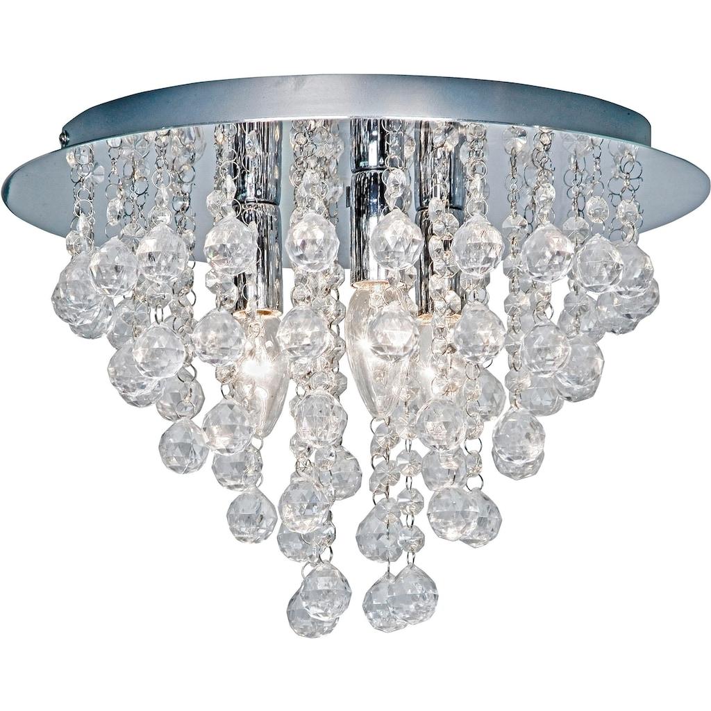 Nino Leuchten Deckenleuchte »LONDON«, E14, Deckenlampe