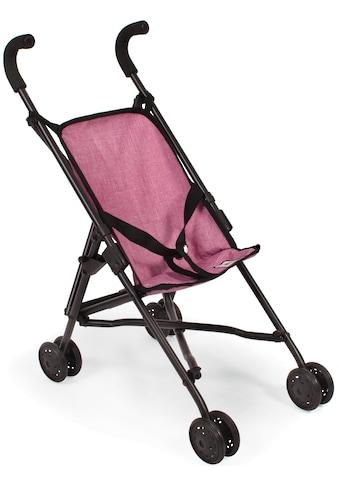 CHIC2000 Puppenwagen »Roma, jeans pink« kaufen