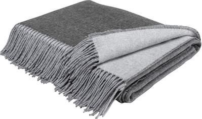 Estella Plaid »Tivoli«, 40 % recycelte Baumwolle kaufen