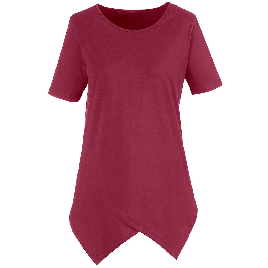 Classic Basics Zipfelshirt