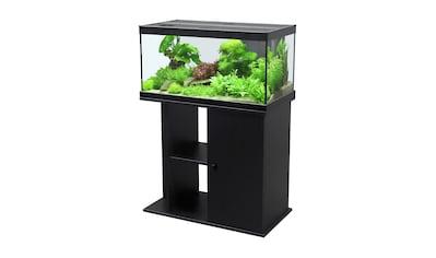 AQUATLANTIS Set: Aquarien - Set »Style 80 LED 2.0«, 86 Liter, mit Unterschrank kaufen