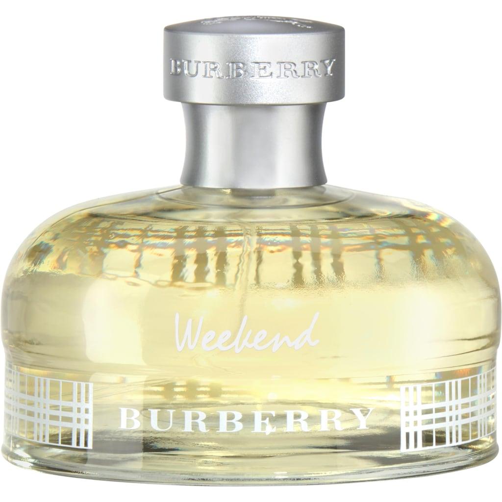 BURBERRY Eau de Parfum »Weekend For Women«