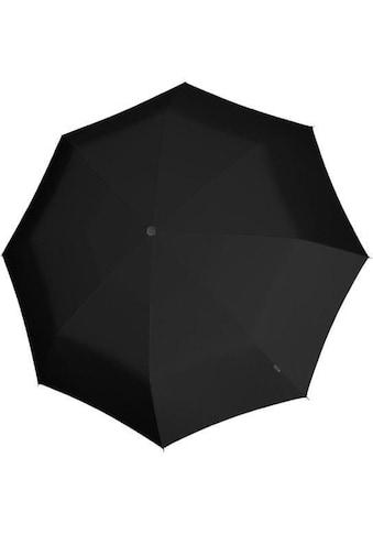 Knirps® Taschenregenschirm »A.050 Medium Manual, uni black« kaufen