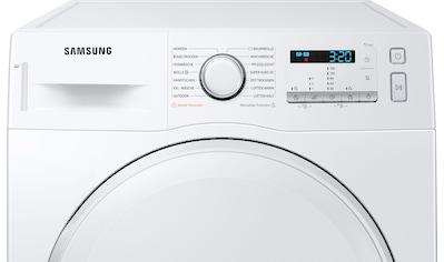 Samsung Wärmepumpentrockner DV8FTA220DW/EG, 8 kg kaufen