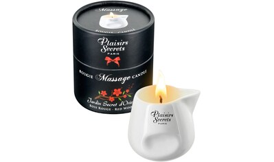 Massagekerze »Massage Candle Red Wood 80 ml« kaufen