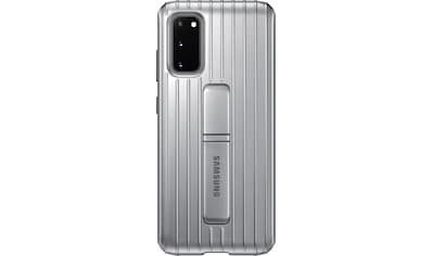 Samsung Smartphone-Hülle »Protective Standing Cover EF-RG980«, Galaxy S20 kaufen