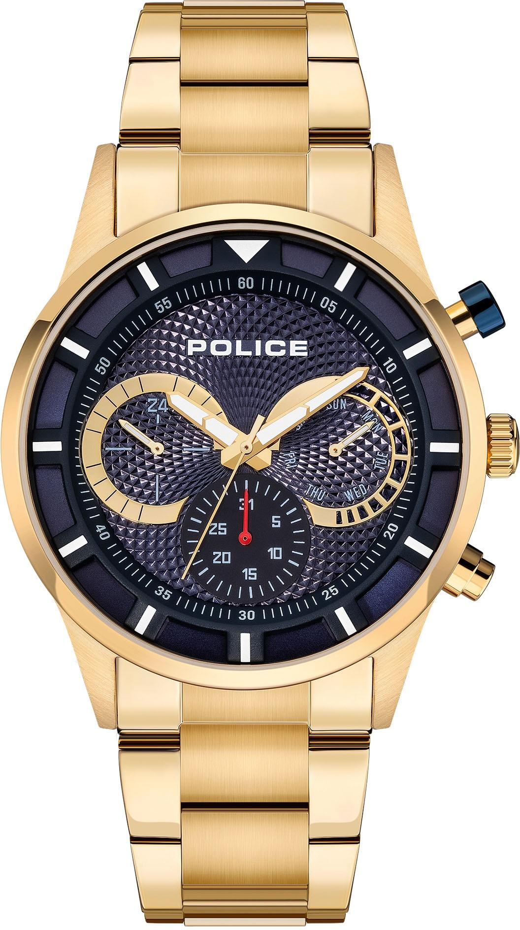 police -  Multifunktionsuhr DRIVER, PEWJK2014302