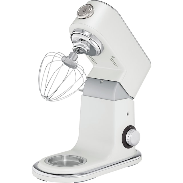 WMF Küchenmaschine Profi Plus, weiß, 1000 Watt, Schüssel 5 Liter