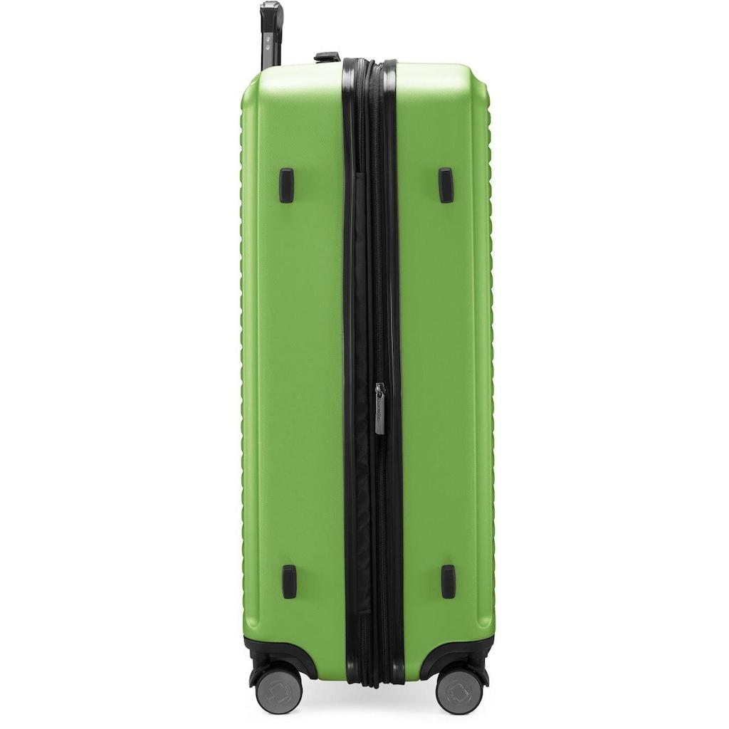 Hauptstadtkoffer Hartschalen-Trolley »Mitte, 77 cm, apfelgrün«, 4 Rollen