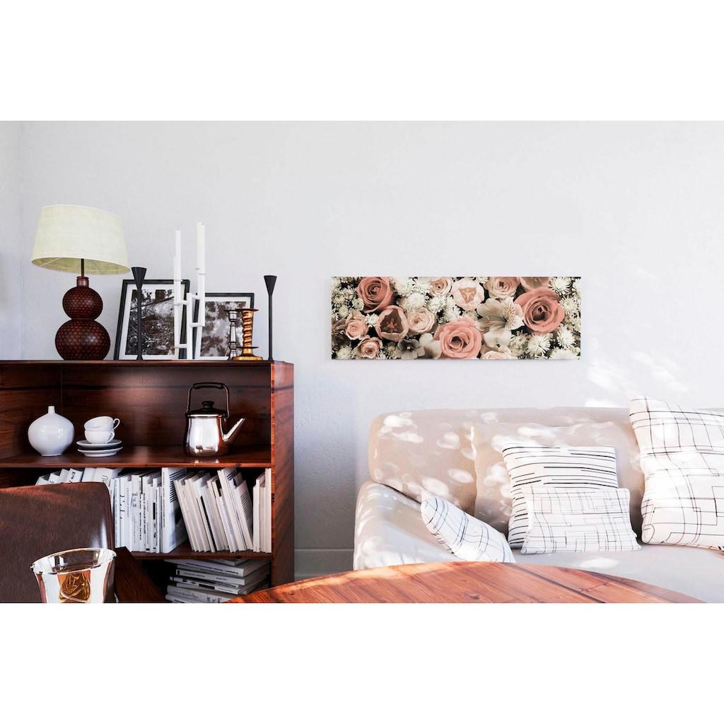 Home affaire Deco-Panel »Blumen Bouquet«