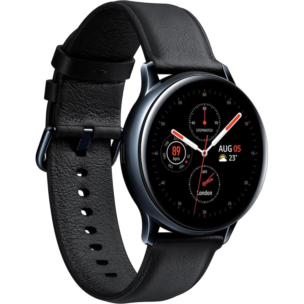 Samsung Galaxy Watch Active2, 40mm, Bluetooth (SM R830) Smartwatch (3 cm / 1,2 Zoll)
