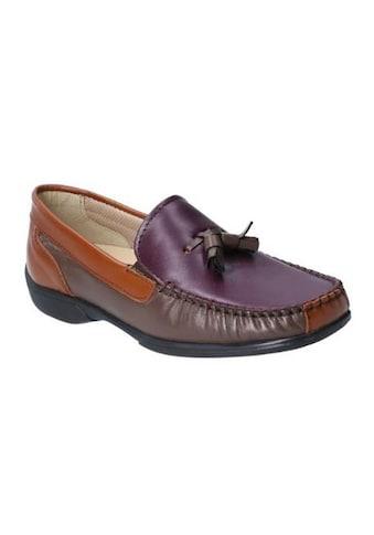 Cotswold Loafer »Damen Biddlestone Leder Slip On Schuh« kaufen