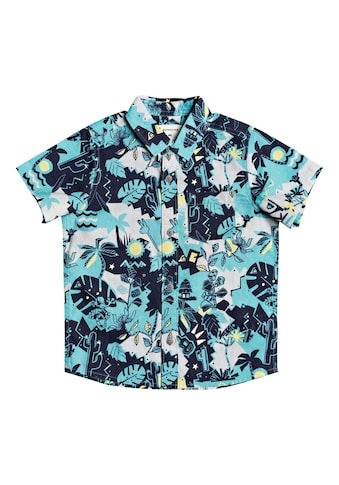 Quiksilver Kurzarmhemd »Jungle Weekend« kaufen