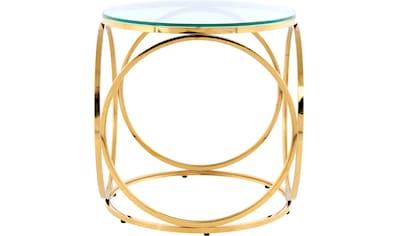 Kayoom Beistelltisch »Beistelltisch Whitney 225«, randlose Tischplatte kaufen
