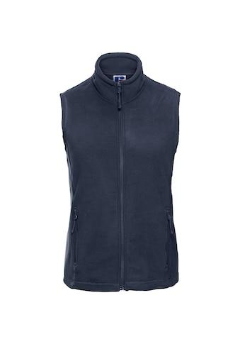 Russell Fleeceweste »Europe Damen Fleece - Weste / Fleece - Gilet, Anti - Pilling, durchgehender Reißverschluss« kaufen