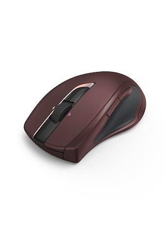 Hama PC Funk Maus, kabellose Laser Computermaus, Auto - dpi/Silent »MW - 900, 7 Tasten, Komfortgröße« kaufen