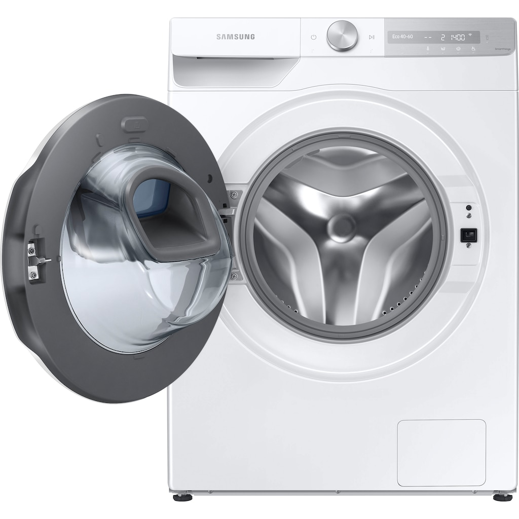 Samsung Waschmaschine »WW9GT754AWH«, WW9GT754AWH