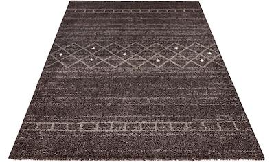 Teppich, »Shade«, MINT RUGS, rechteckig, Höhe 20 mm, maschinell gewebt kaufen