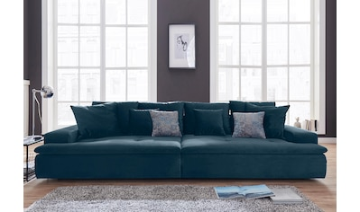 Nova Via Big-Sofa, wahlweise mit Kaltschaum (140kg Belastung/Sitz) und... kaufen