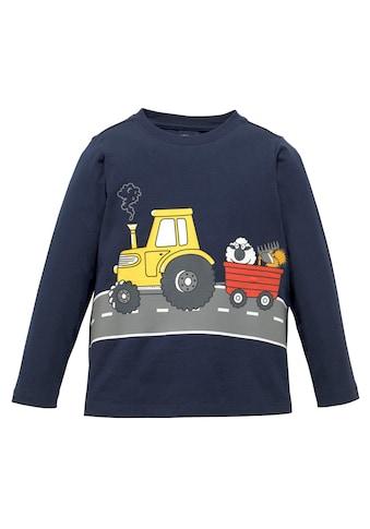 KIDSWORLD Langarmshirt »Traktor« kaufen