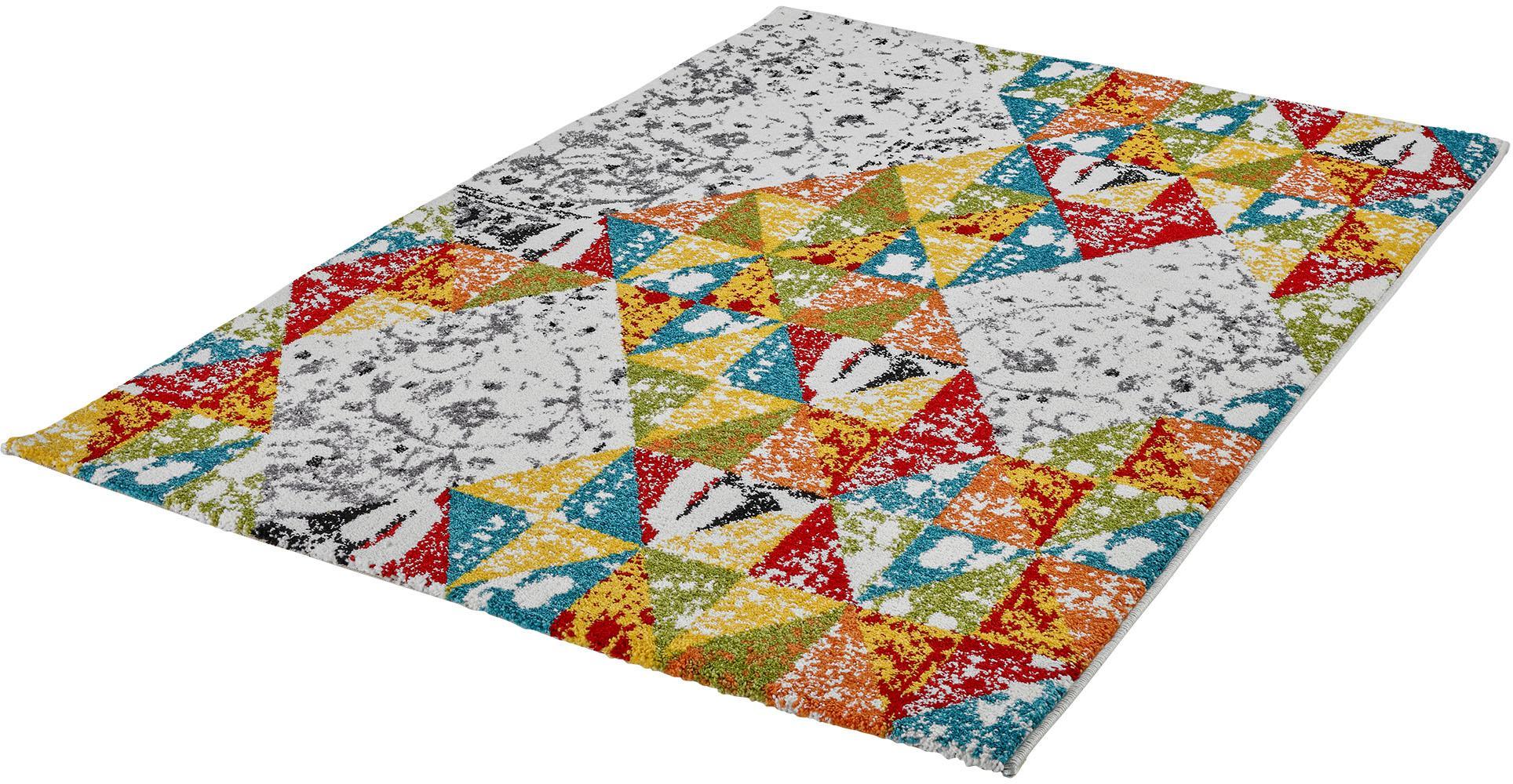 Teppich My Waikiki 386 Obsession rechteckig Höhe 21 mm maschinell gewebt