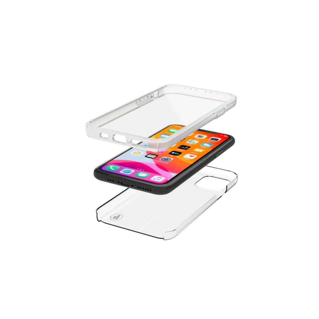 Hama Cover, Hülle, Schutzhülle für Apple iPhone 11 Pro, 2 teilig