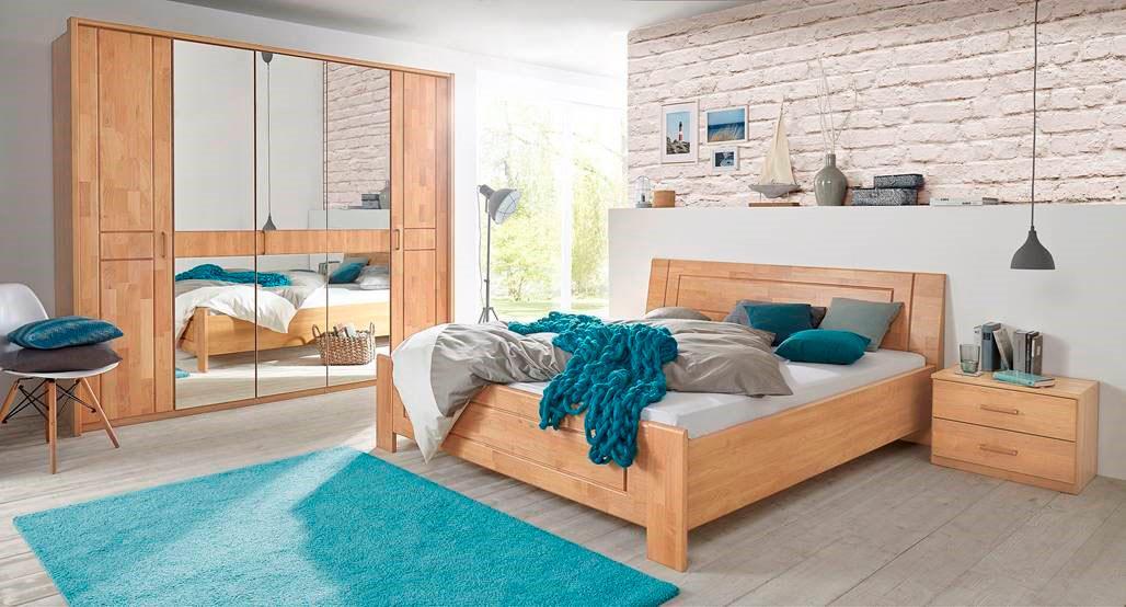 rauch Schlafzimmer-Set Bramfeld (Set 4-tlg)
