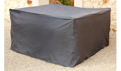 KONIFERA Gartenmöbel-Schutzhülle »Mailand / Santiago«, für Gartenmöbelset, (L/B/H) 170x170x90 cm kaufen