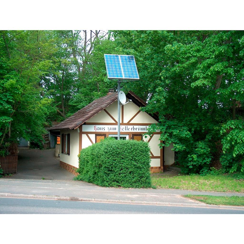 Sunset Solarmodul »AS 180, 180 Watt«, für Gartenhäuser oder Reisemobil