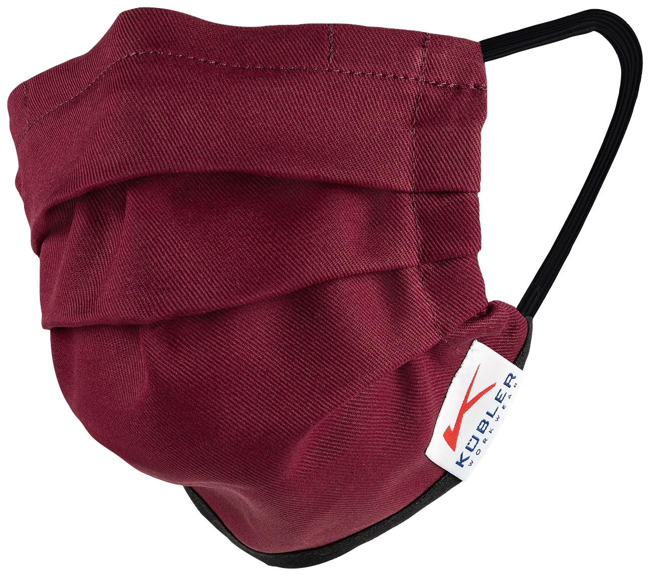 Kübler Mund-Nasen-Maske 8105 Gesichtsmaske (Packung, 10 Stück)