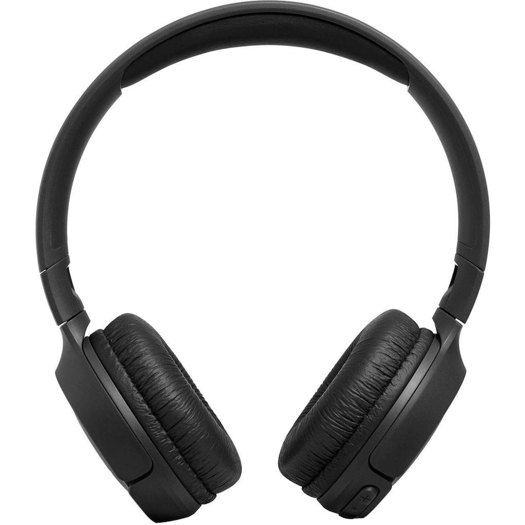 JBL On-Ear-Kopfhörer »TUNE 500BT«, A2DP Bluetooth (Advanced Audio Distribution Profile), Sprachsteuerung