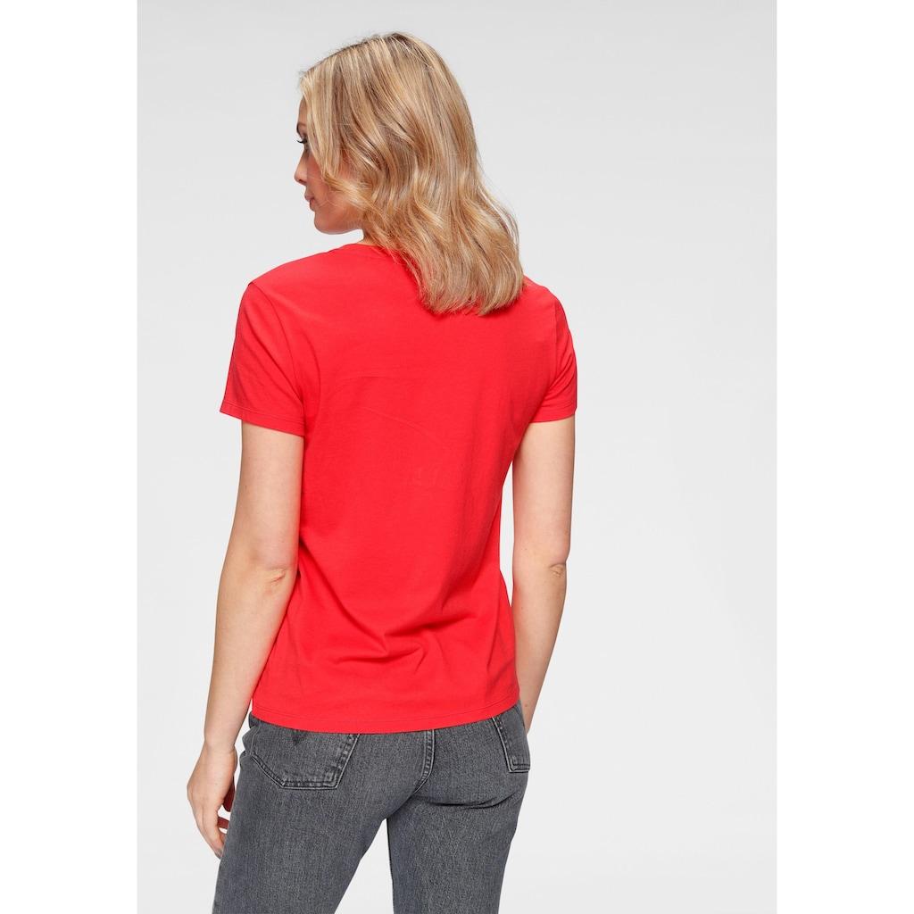 Levi's® T-Shirt »The Perfect Tee«, mit Logoprint