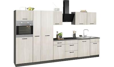 wiho Küchen Küchenzeile »Esbo«, mit E-Geräten, Breite 360 cm kaufen