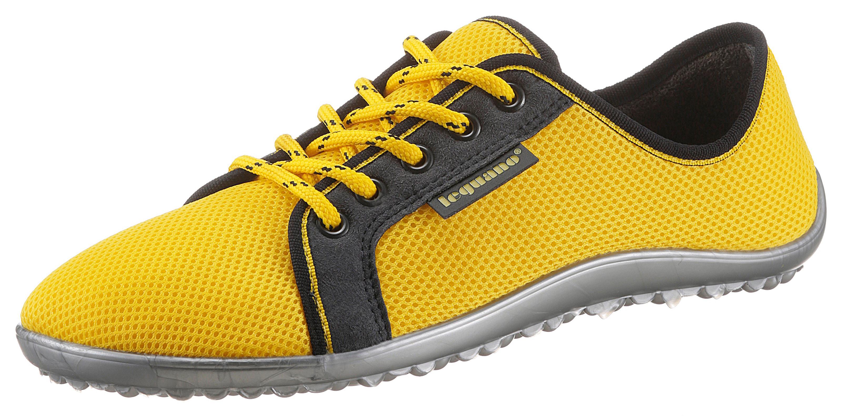 leguano -  Sneaker Barfußschuh AKTIV, mit ergonomischer Formgebung