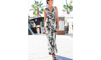 Alba Moda Sandalette, aus weichem Ziegenveloursleder kaufen