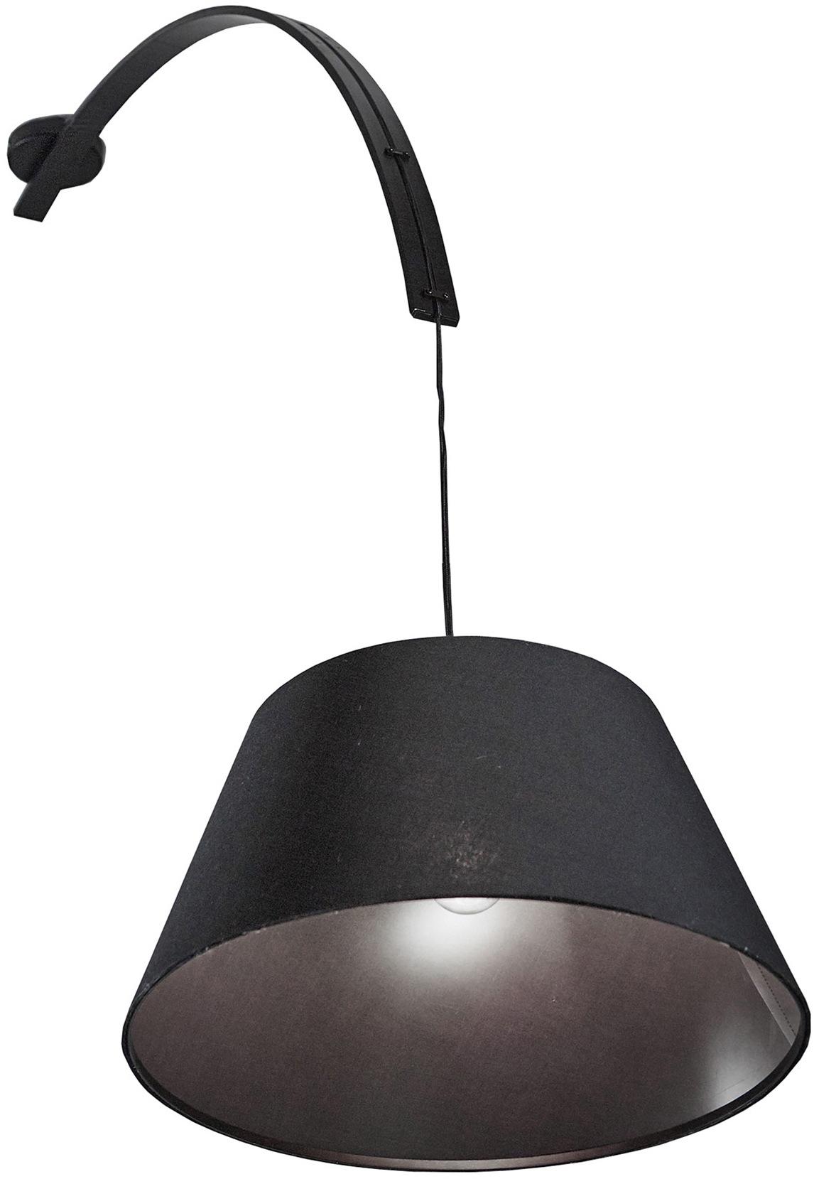 SalesFever Hängeleuchten Lenni, E27, Angeschrägte Bogenform