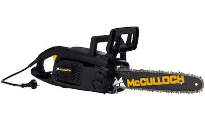 MCCULLOCH Elektro - Kettensäge »CSE 2040 S, 00096 - 71«, 40 cm Schwertlänge kaufen