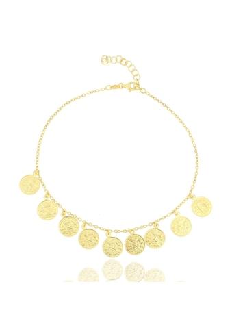 JULES & GENTS Silberkette »#COIN« kaufen